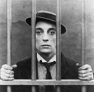 Buster Behind Bars
