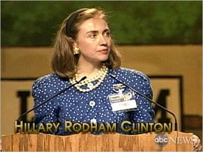 hillary clinton young pictures. Hillary Clinton#39;s role