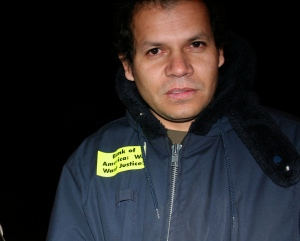 Armando Robles, UE Local President.