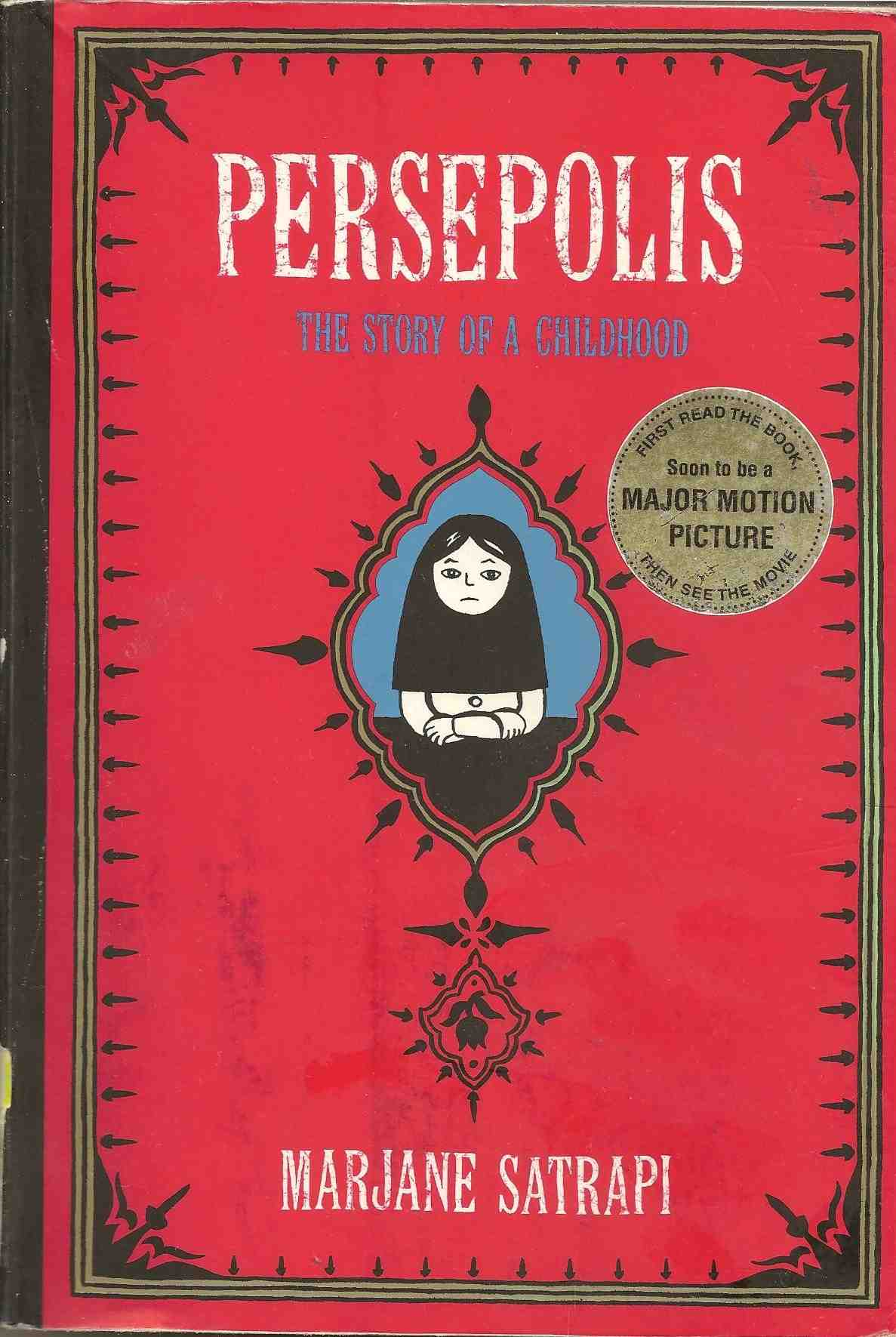 a graphic novel analysis of persepolis by marjane satrapi The persepolis 2: the story of a return community note includes chapter-by- chapter summary and analysis, character list, theme list, historical context persepolis 2 is the second novel written by marjane satrapi persepolis was liked by many, especially that it is one of the few graphic memoirs ever written in history.