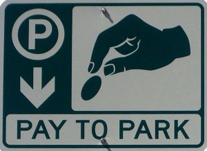 pay-to-park-sign