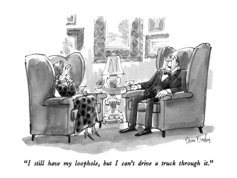 dana-fradon-i-still-have-my-loophole-but-i-can-t-drive-a-truck-through-it-new-yorker-cartoon