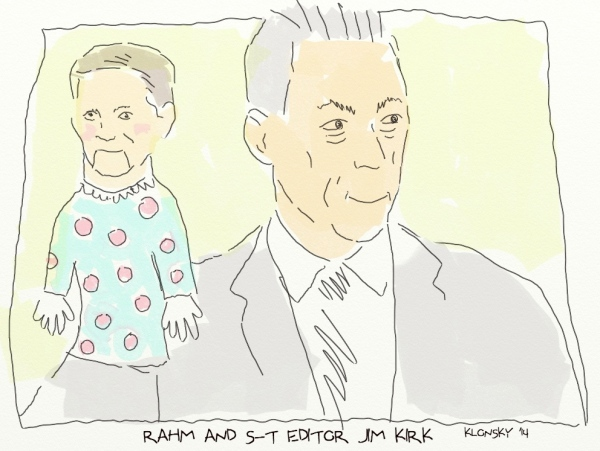RAHM and kirk