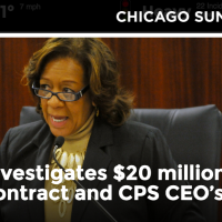 The latest CPS scandal. Sex, lies and Paul Vallas.