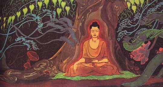 Siddhartha-under-bodhi-tree