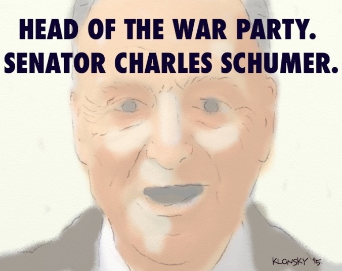 HEAD OF THE WAR PARTY