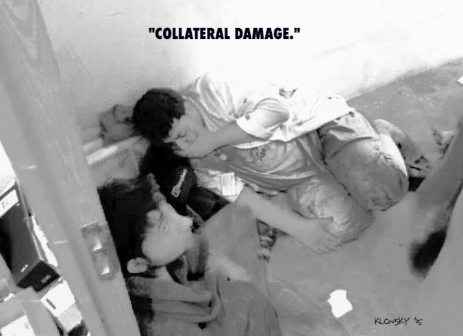 Colllateral damage