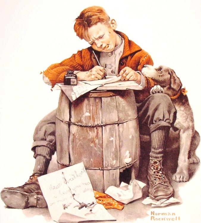 little-boy-writing-a-letter-1920
