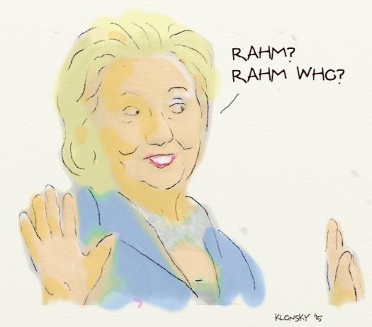 RAHM WHO