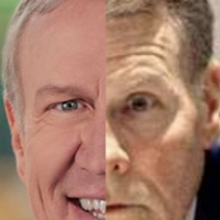 Rauner adopts Madigan plan for pension cost shift to local school boards.