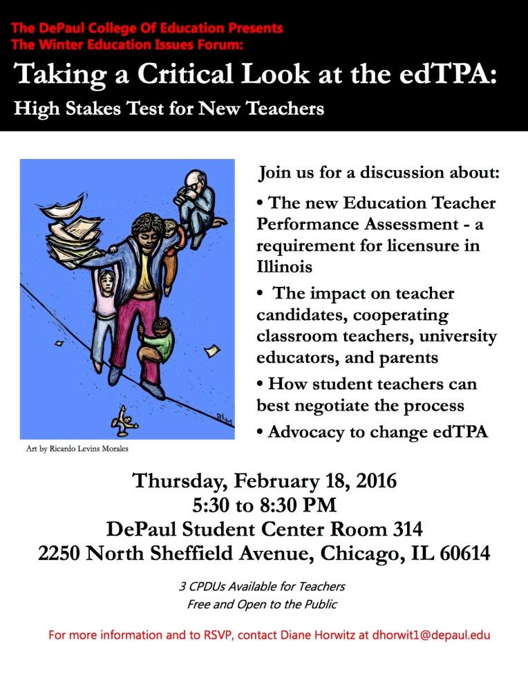 Winter 2016 forum flyer