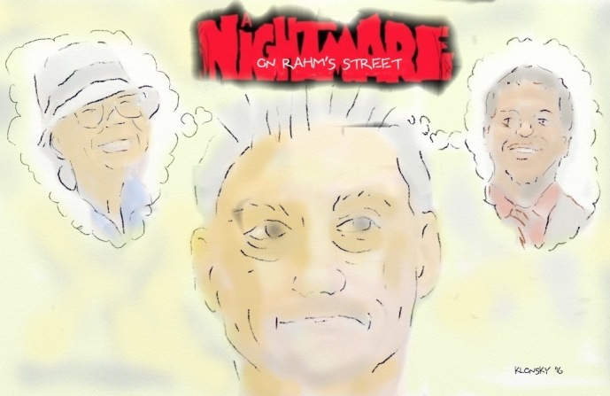 Nightmare on Rahm's Street