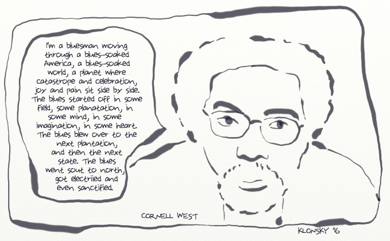 Cornell West