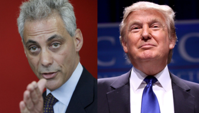 rahm-emanuel-and-donald-trump-clash-immigration-rockford-advocate-701x400