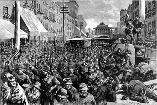 farmers and industrial workers response to the gilded age A short summary of history sparknotes's the gilded age & the  workers created the union to protect  which formed as a response to the rapid social and .