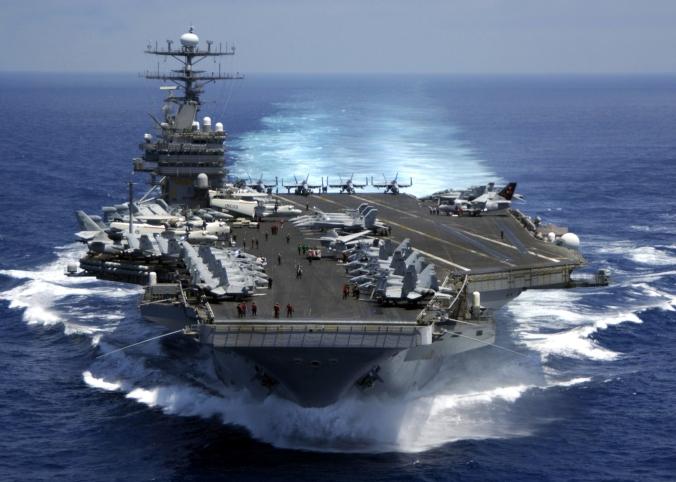 USS_Carl_Vinson_Iraq