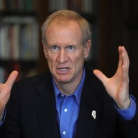 Rauner going after state retired teacher health care partial subsidy is unconstitutional. The courts have already ruled.