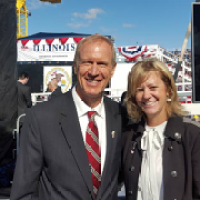 Illinois State Representative Jeanne Ives hates teachers and our union.