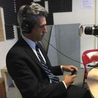 "Keeping retirement weird. Our talk with Senator Daniel Biss. ""Stop doing this!"""