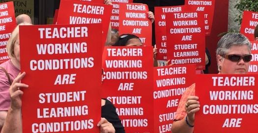 DPS teachers