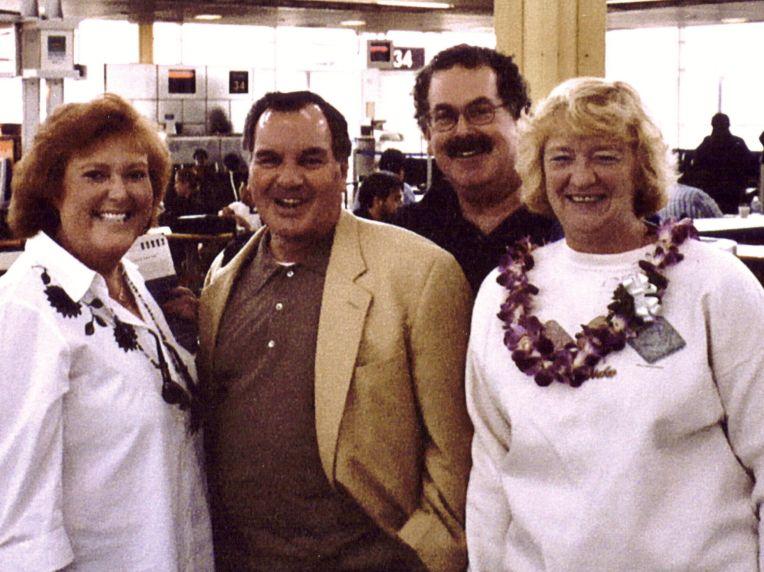 CT and Ed, Mayor Daley, Marsha copy
