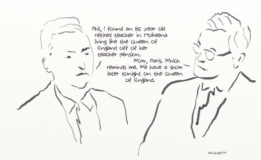 PARIS AND PHIL