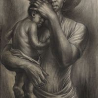 A Charles White retrospective on the centenary of his birth in Chicago.