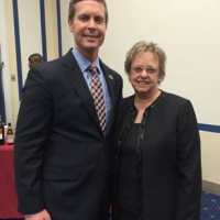 Congressman Rodney Davis. Social justice is the litmus test.
