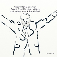 Happy Resignation Day!