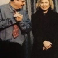 Keeping retirement weird. My Hillary Clinton portraits.