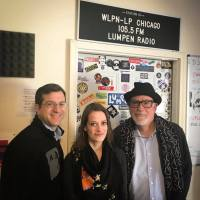 Hitting Left with the Klonsky Brothers. Episode 101. Joanna Klonsky and Alderman Scott Waguespack. We have sunk to a Godwin's Law of mayoral races.