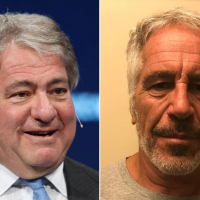 Jeffrey Epstein, Apollo Global Management and IL TRS investments.