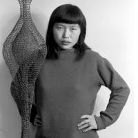 Ruth Asawa. Anni Albers. Black Mountain College and recovering progressive education history.
