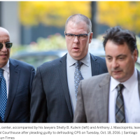 Rahm's CPS crook Gary Solomon gets sprung three years early from prison.